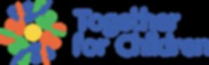Together for Children - Logo - Full Colo