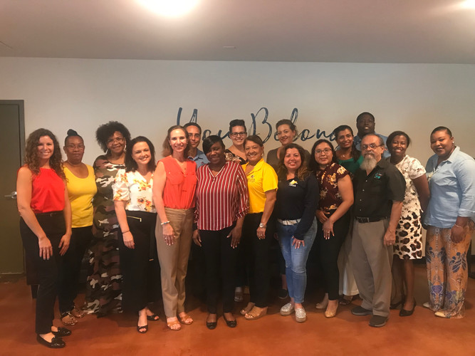 Homestead/ Florida City/ Naranja Coalition Meeting