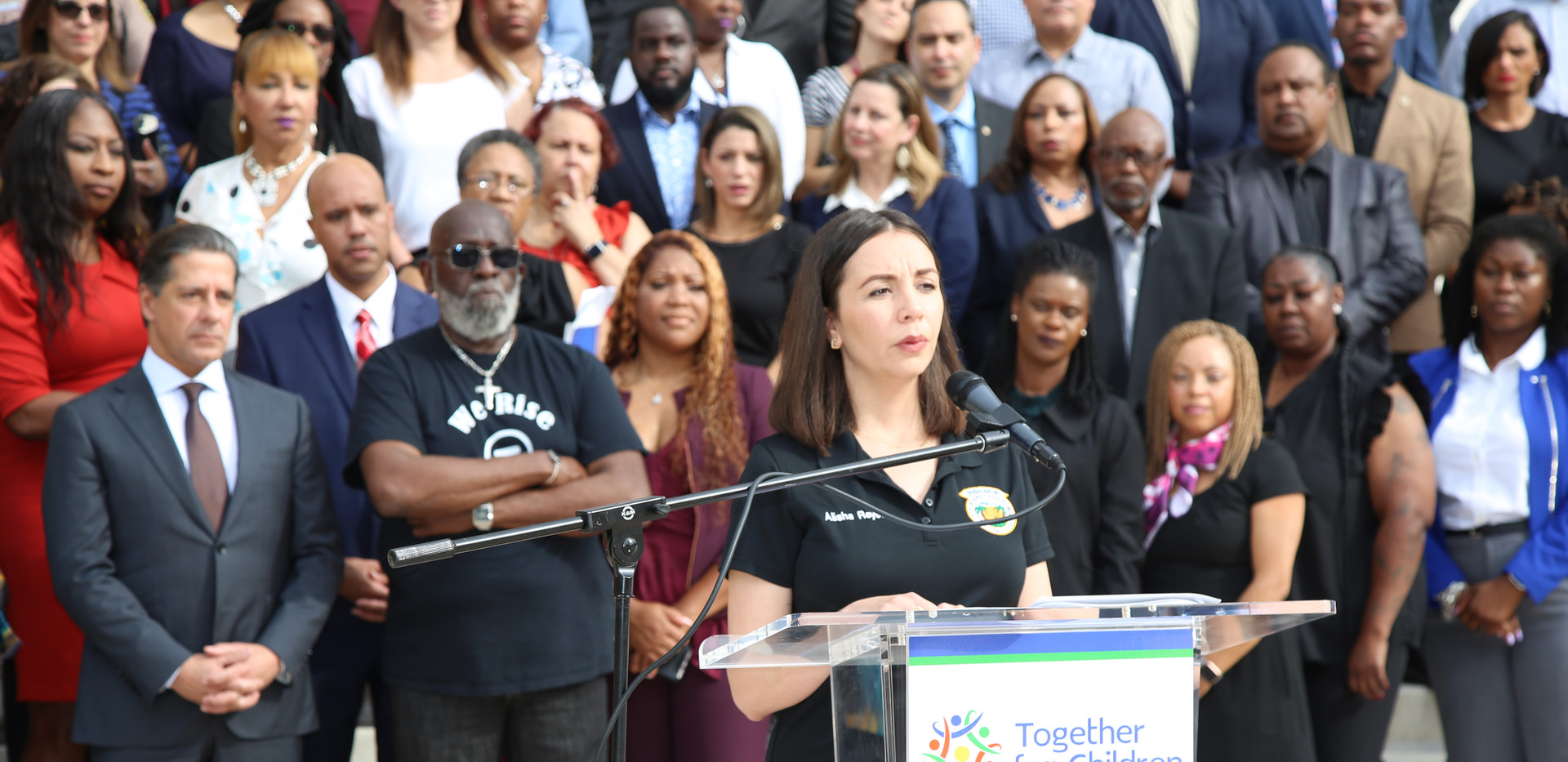 Together for Children Launch Announcement