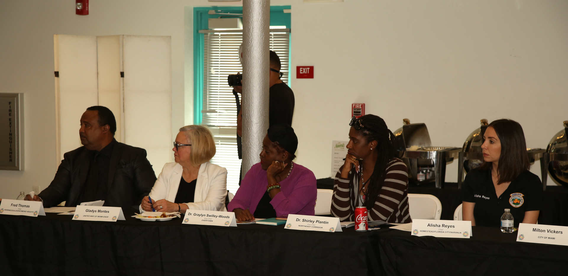 Together for Children Board of Trustees Inaugural Meeting