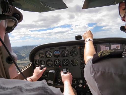 Avionik Upgrade OE-DHX