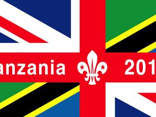 Scout Community Project - Tanzania