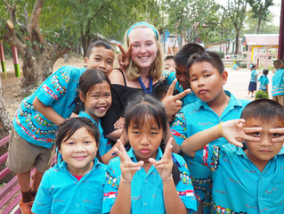 Teaching English in Thailand and Laos