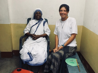 Volunteering with the Missionaries of Charity in Kolkata