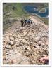 Climbing Crib Gog in Snowdonia: Adventuring during a pandemic