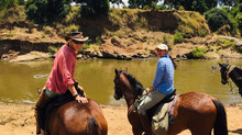 Volunteering at Offbeat Horse Safari in Kenya and Empowerment Centre in India