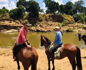 Volunteering at Offbeat Horse Safari in Kenya and Empowerment Centre in India