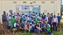 More Sun, Sweat and Science in The Gambia