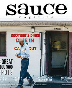 Rick Lewis, Sauce Magazine