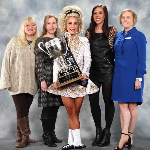 2017 Oireachtas U17 Girls Champion!