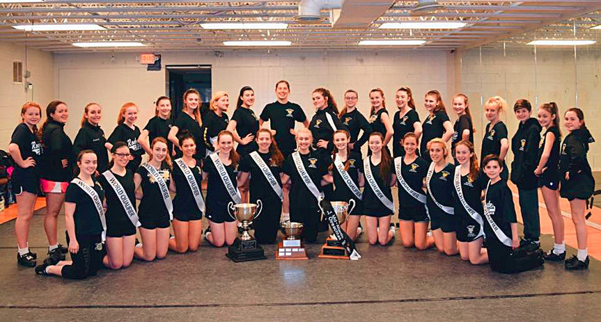 Rochester Academy of Irish Dance Champ Class