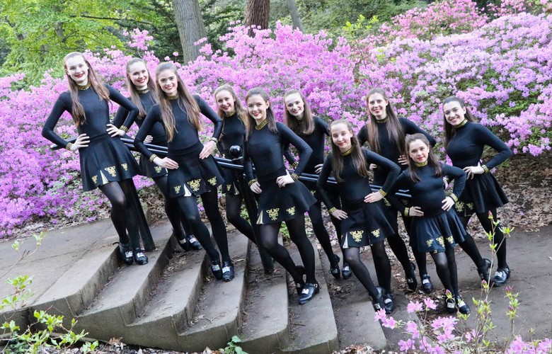 Rochester Academy Dancers Performing at a Rochester Wedding