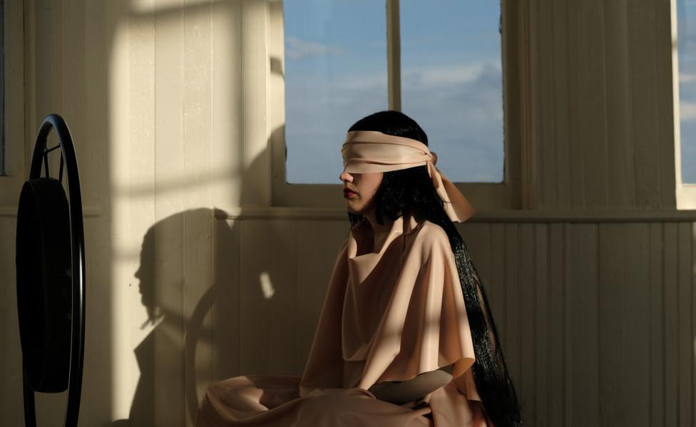 Photo by Jessica Lutz of Domina de Bardo by Saint Profanus.