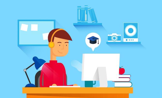 La mejor inversión es tu educación: Cursos Online.