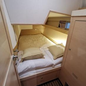 Agencement couchette 1 Bateau