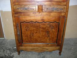 Rénovation de placage en bois