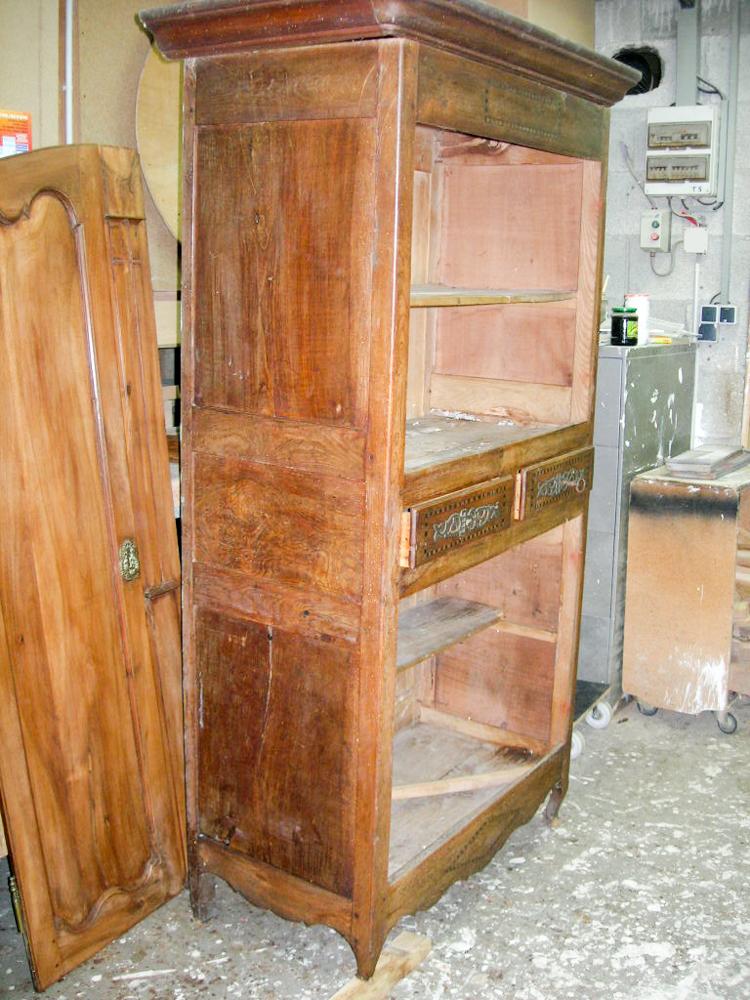 Cabinet vendéen avant rénovation