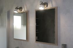 Miroir en bois sur mesure
