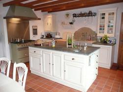 Cuisine Lacanche style anglais