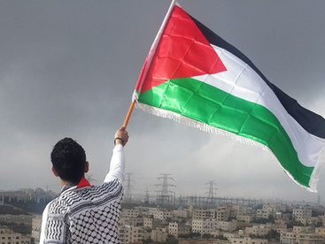 La situation en Palestine