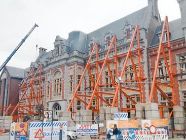 Palais de Justice: Maintenir les services de la justiceà Verviers