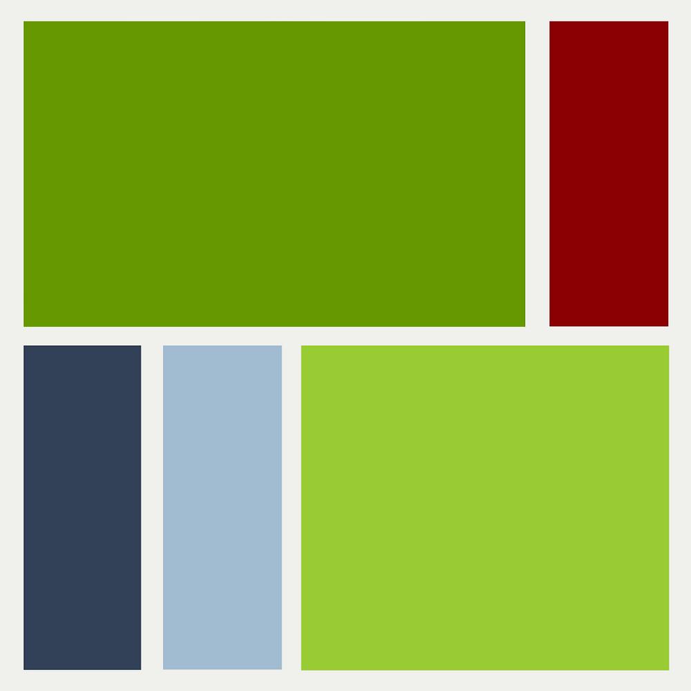 Ein Farbbeispiel: Personal Branding für Selbstständige