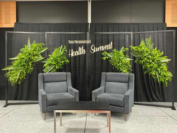Your Personalized Health Summit