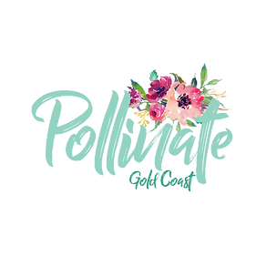 Pollinate Gold Coast Logo