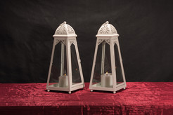 Tall Candle Holders