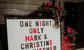 Christine & Mark's Wedding