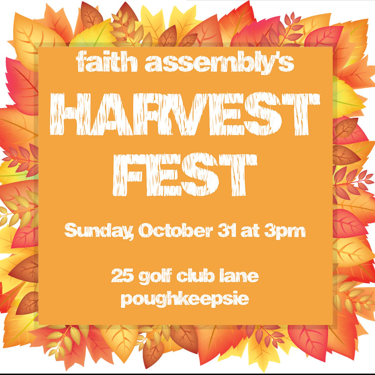 Fall Harvest Fest