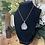 Thumbnail: Opulent Clear Quartz Necklace