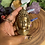 Thumbnail: Solid Brass Buddha