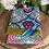 Thumbnail: African Fabric Card Cloth II