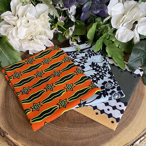 African Fabric Altar Cloth III