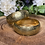Thumbnail: Floral Brass Bangle