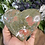Thumbnail: Large Unakite Heart