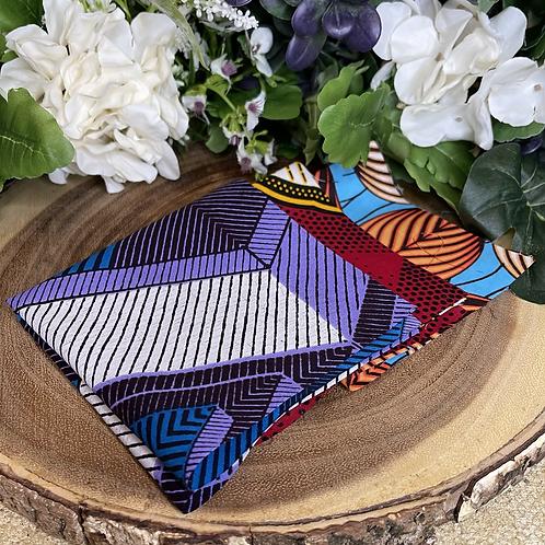 African Fabric Card Cloth V