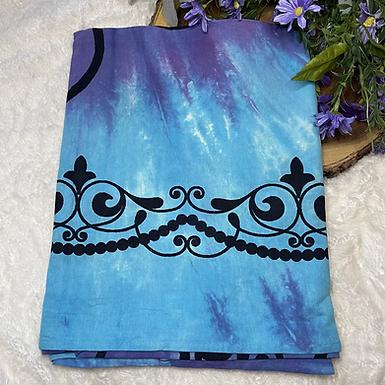 """58""""x 82"""" Ganesha Tapestry"""
