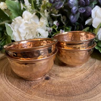 Hammered Offering/Altar Bowl