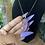 Thumbnail: Gorgeous Amethyst Necklace
