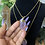 Thumbnail: Golden Child Amethyst Necklace