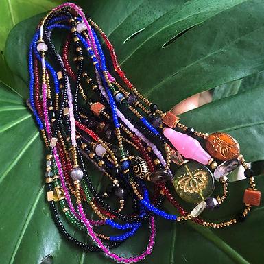 Custom Elite Healing Waist Beads