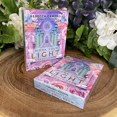 Work Your Light Oracle Deck