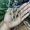 Thumbnail: Druzy Charm Bracelets
