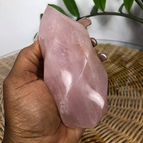 Rose Quartz Flame
