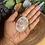 Thumbnail: 7 Chakra Selenite Palm Stone