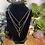 Thumbnail: Moldavite Pendant Necklace