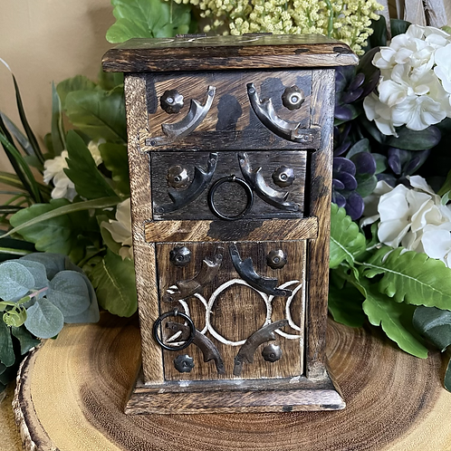 Moon Herb Cabinet