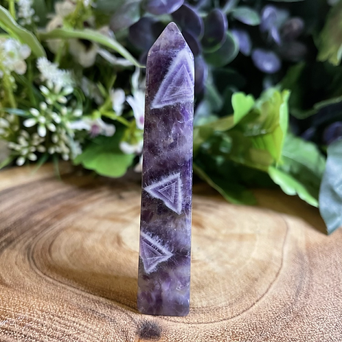 Third Eye Amethyst Tower